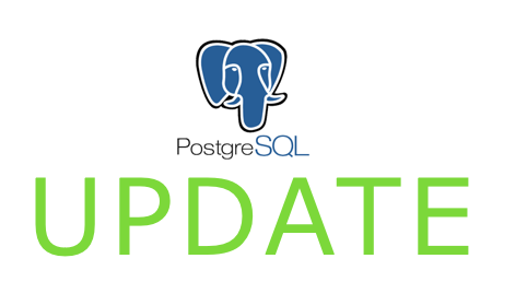 【SQL】update文の使い方